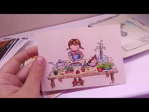 Покупка открыток из интернет-магазина Почтомания