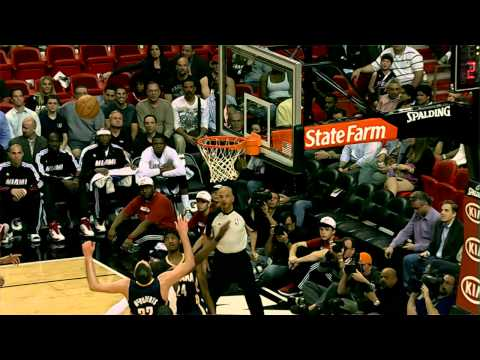 LeBron James' Top 10 Plays of the 2011 Season