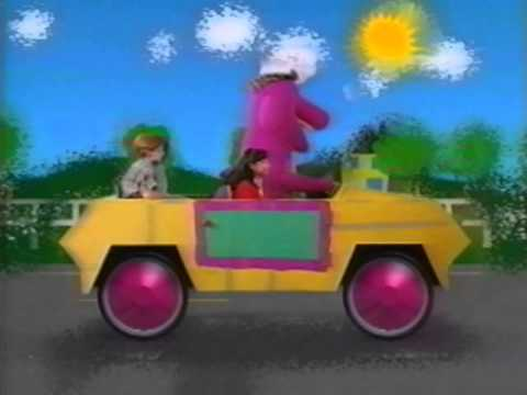 Barney & Friends Are We There Yet? Ending Credits
