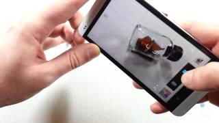 HTC One: App de cámara, efectos y edición de imagen integrada