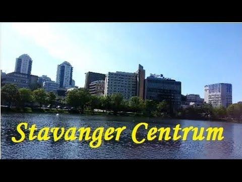 Stavanger Centrum (Downtown Stavanger), Norway