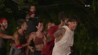 Survivor 2021   Τριαντάφυλλος , Ηλίας vs Chris , Πάνος   07/02/2021