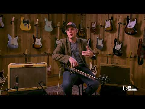 Fender '59 Twin-Amp Joe Bonamassa Edition Official Demo