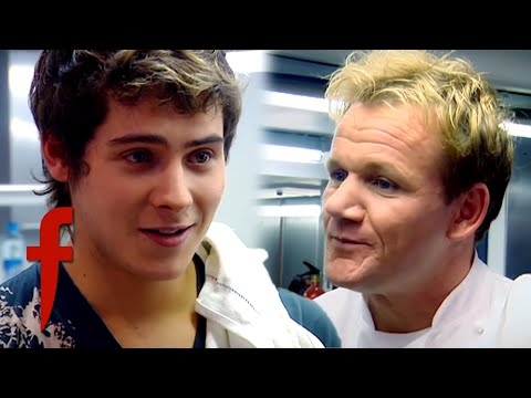 Christopher Parker Takes On Gordon Ramsay! | The F Word