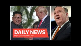 Daily News - Pompeo: Trump could hold its second meeting with North Korea's Kim Jong Un in the ne...