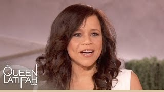 Rosie Perez and Queen Latifah Talk Hanging Back in the Day on The Queen Latifah Show