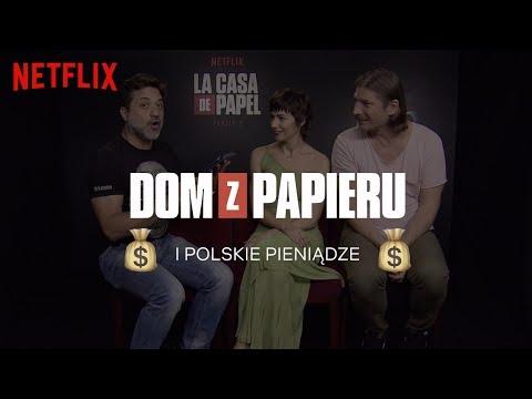 Polskie Pieniądze | Dom Z Papieru | Netflix