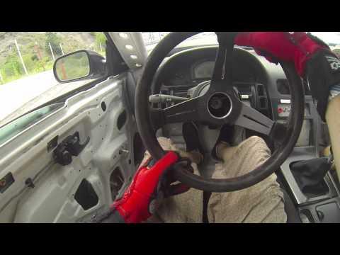 512whp LSX/Dogbox/Quick Change 240sx Drifting - Drift Union Invitational 2013