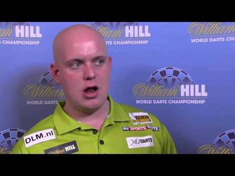 Interview | MvG Gets Royal Seal Of Approval After Terry Jenkins Win