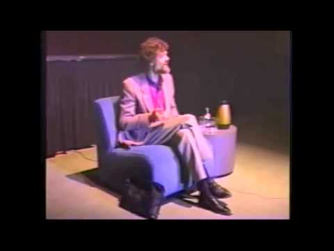 Terence McKenna - Mind, Matter and Human Future