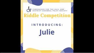 Riddle Challenge - Julie - Line 3