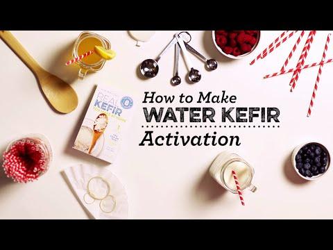 How to make kefir grains dormant