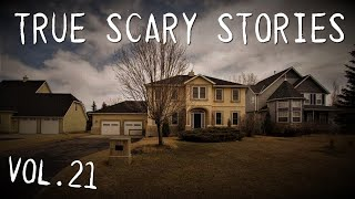11 TRUE SCARY STORIES [Compilation Vol.21]