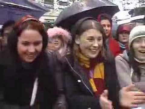 Harry Potter & The goblet of fire London premiere - Part 1
