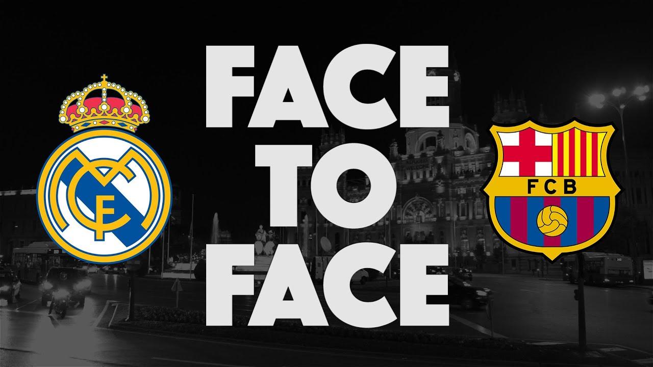 Real Madrid vs FC Barcelona HEAD TO HEAD | 5 DAYS LEFT ...