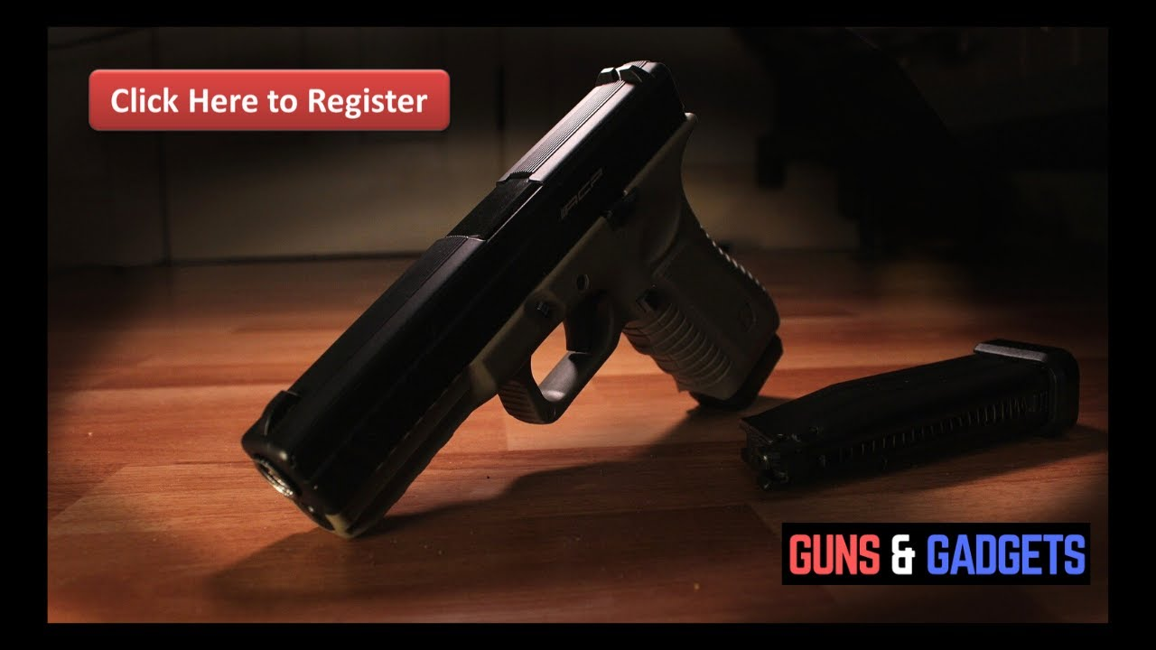 HR687: Handgun Licensing and Registration Act