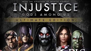 Injustice Gods Among us Ultimate Edition \\Personagens DLC