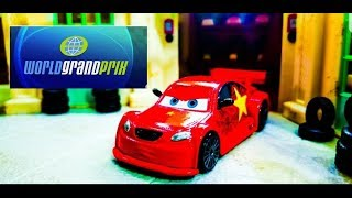 Disney Cars 2 *SUPER CHASE* Long Ge! | 2012 Mattel (Single) Diecast Review!