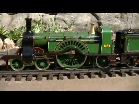 International Steamup Gauge 1 Leek ( NL) May 2016