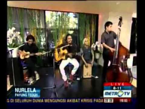 Nurlela (cover) - Payung teduh