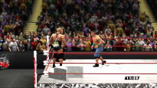 WWE Payback John Cena vs Ryback 3 Stages of Hell