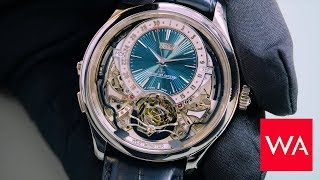In-depth-Insights: Jaeger-LeCoultre Master Grande Tradition Gyrotourbillon Westminster Perpetual