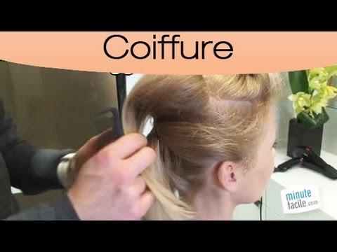 Comment faire une coiffure chic pour le travail youtube - Fabriquer une coiffeuse ...