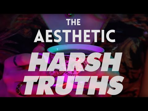 The Aesthetic's Harsh Truths | Nonbinary Reaction to ContraPoints