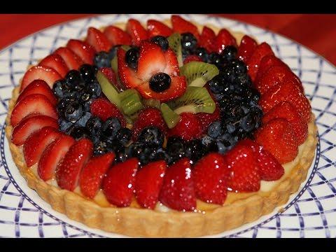 tarte-aux-fruits