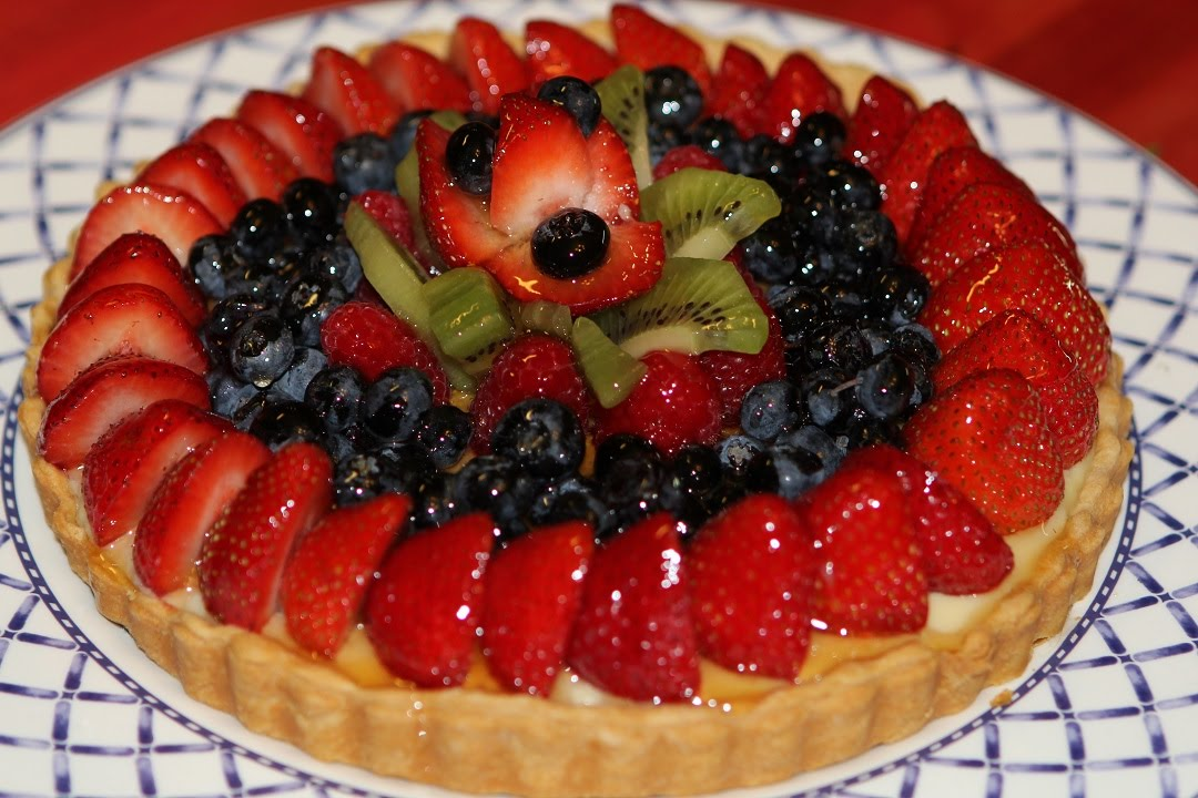 Tarte aux fruits youtube - Fruit de la ronce commune ...