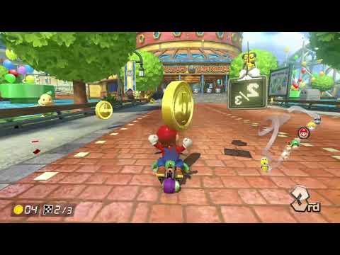 Mario Kart 8 Deluxe Bad Luck...