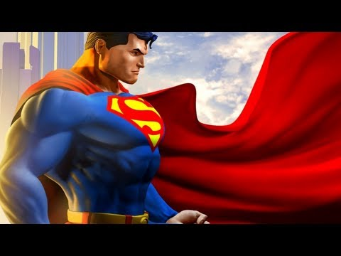 Injustice Gods Among Us The 'Full Movie'【TRUE HD】