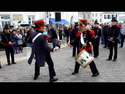 Fifres et tambours
