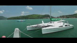 Sailing Bare Boat Catamarans Summerhaven 10.65 in Thailand
