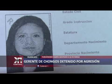 GERENTE DE CHONGOS DETENIDO POR AGREDIR A EX PAREJA