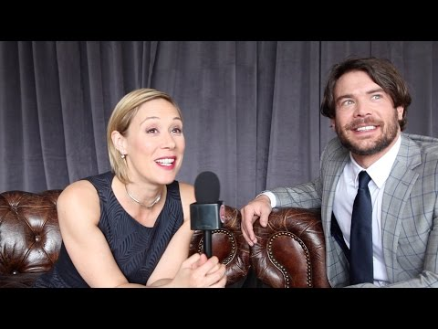 Liza Weil & Charlie Weber talk How To Get Away With Murder