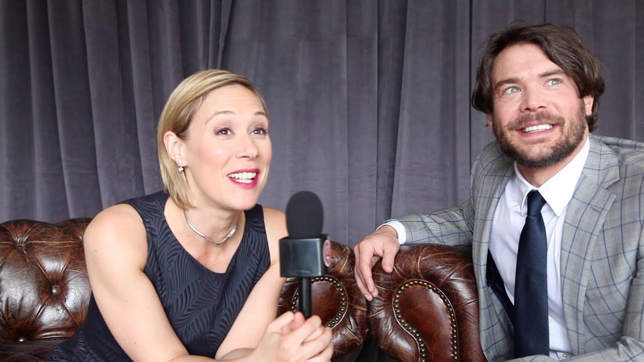 Liza Weil Charlie Weber Talk Hvordan at slippe afsted med mord-7248