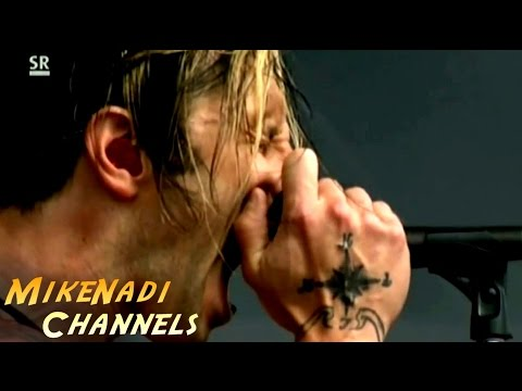SHINEDOWN - Devour ! June 2012 [HD] Rock am Ring