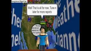Roblox News on Channel 2 Episode 1