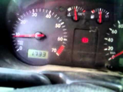 Problema electrico en VW Pointer 2001 - YouTube