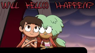 Will Kelly and Marco get together? (Kellco) (SVTFOE)