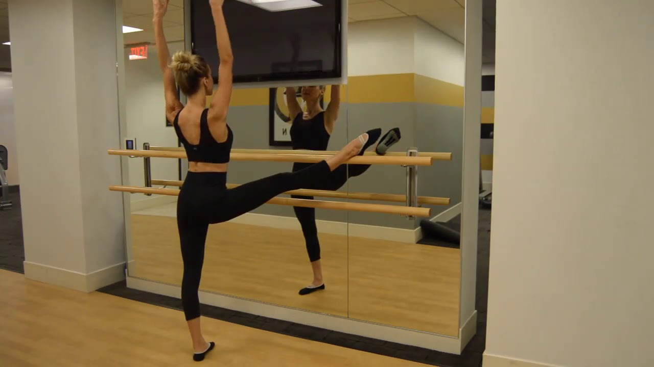 Ballet Stretches for Beginners | Livestrong com