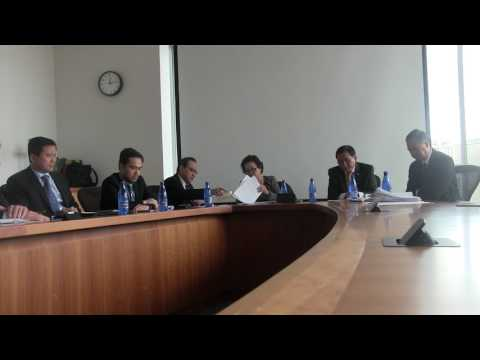 Panel Discussion on the Association of South East Asian Nations (ASEAN)