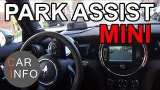 Mini Park Assist Parallel Parking Test 2014