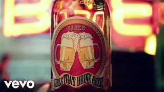 Toby Keith - I Like Girls That Drink Beer (Lyric Video) YouTube Videos