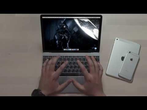 صورة  لاب توب فى مصر الجزء الثاني- النظام التشغيلي | مراجعة لابتوب Apple MacBook 2016 شراء لاب توب من يوتيوب