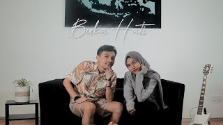 Download Lagu Buka Hati - Yura Yunita | Cover By Billy Joe Ava X Feby Putri NC mp3