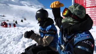SSC15 Zermatt AAA - Day 5 - Backcountry Slopestyle