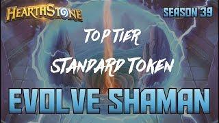 Standard Token Evolve Shaman (Tier 1 Deck Spotlight) | Dekkster