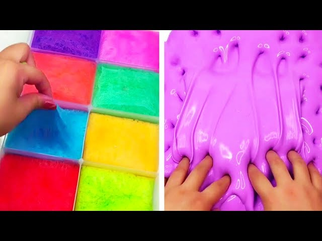 The Most Satisfying Slime ASMR Videos | New Oddly Satisfying Compilation 2019 | 39